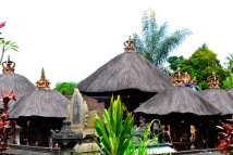 A village somewhere outside Ubud.