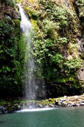 A Waterfall in Malino.