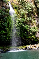 A Waterfall in Malino.