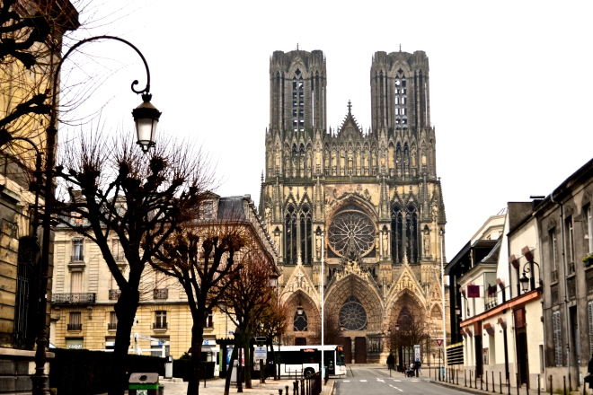 Notre-Dame de Reims is 800 years old, can you believe it?