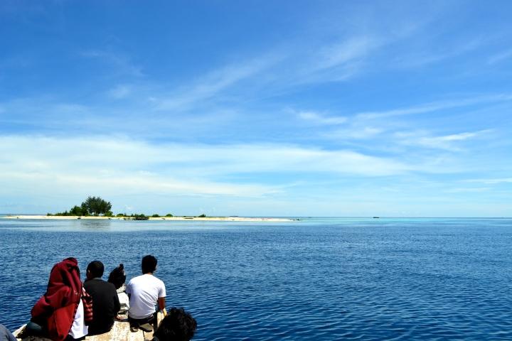 Pulau Keke: A Sliver of Sand in the DeepBlue