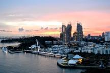 Jb's beautiful neighbor: Singapore