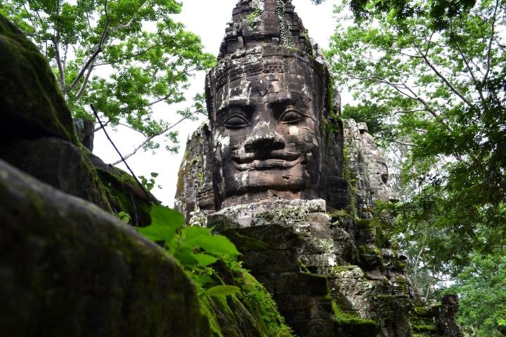 First Stop in Angkor Wat: PreahKhan