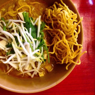 Chiang Mai's famous Khao Soi
