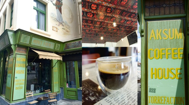 Aksum Coffee House - Brussels