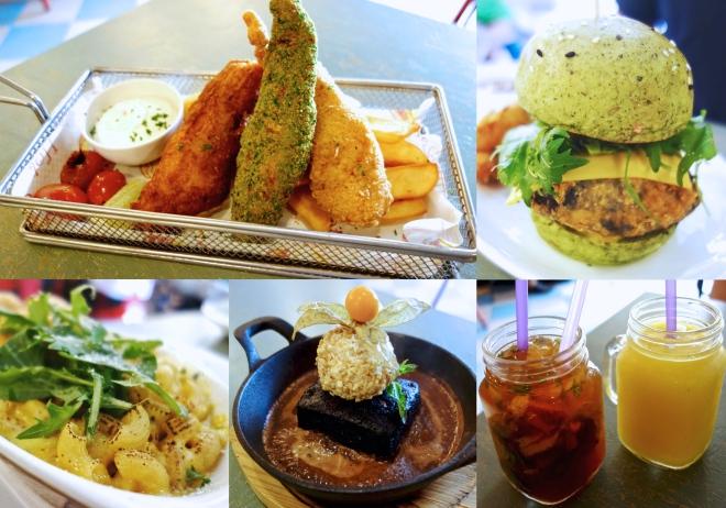 Cafe Racer Food