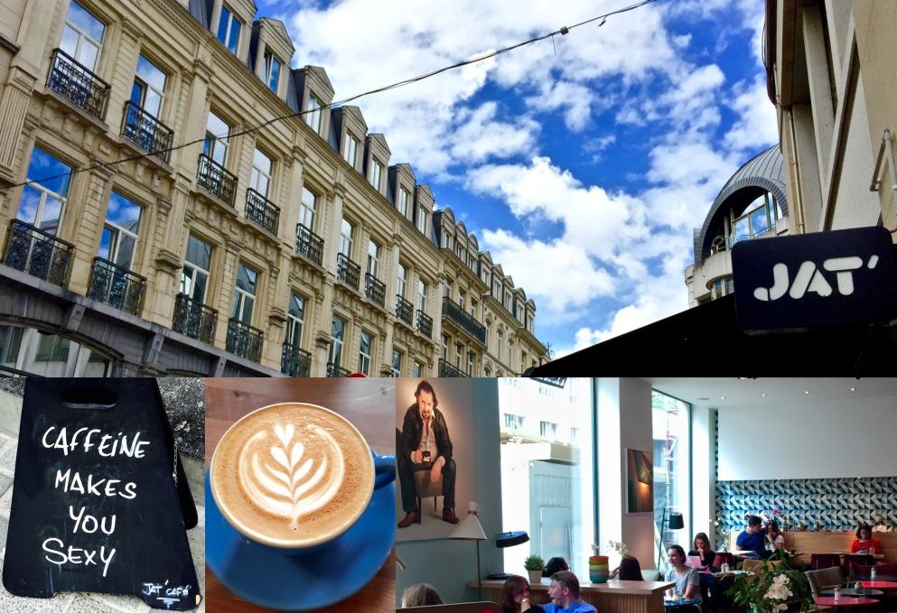 Jat Coffee Brussels