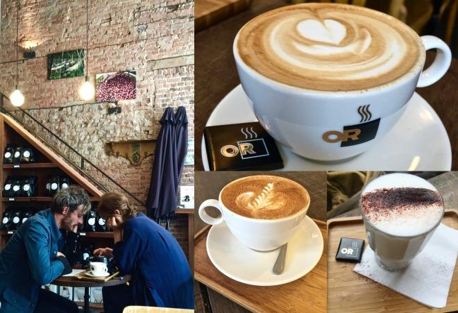 OR espresso coffee house