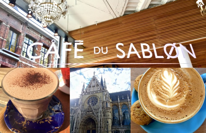 Cafe du Sablon - Brussels