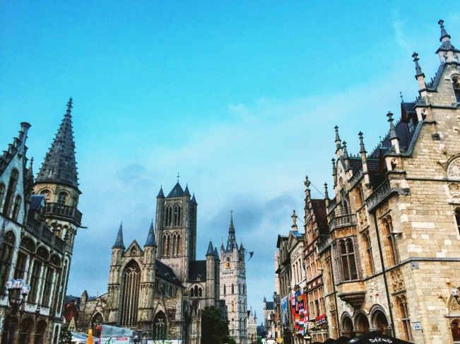 My new home: Ghent, Belgium