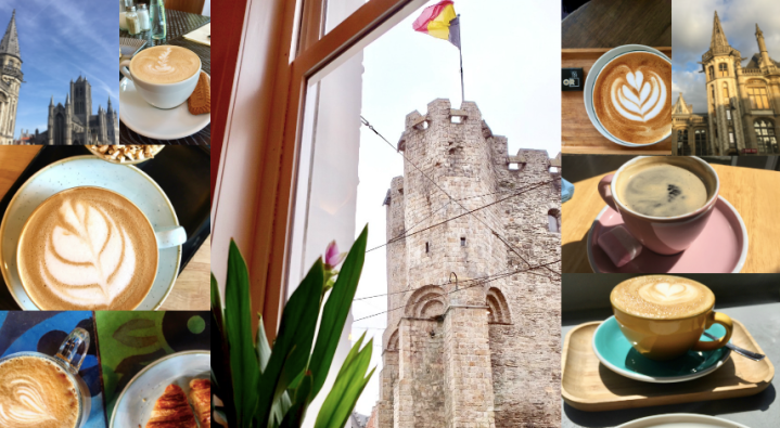 13 Coffee Stops: Ghent's Specialty Coffee Scene