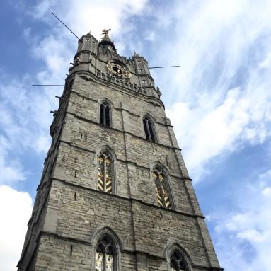 The Belfry tower
