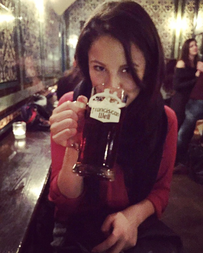 Beer on beer on beer