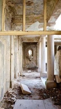 Kupari abandoned hotels