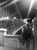 Birthday on the Bridge