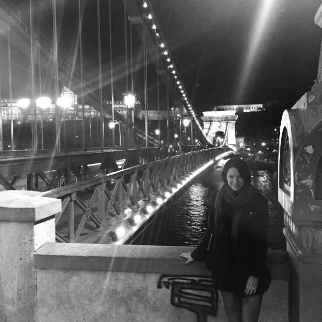 Birthday on the Bridge