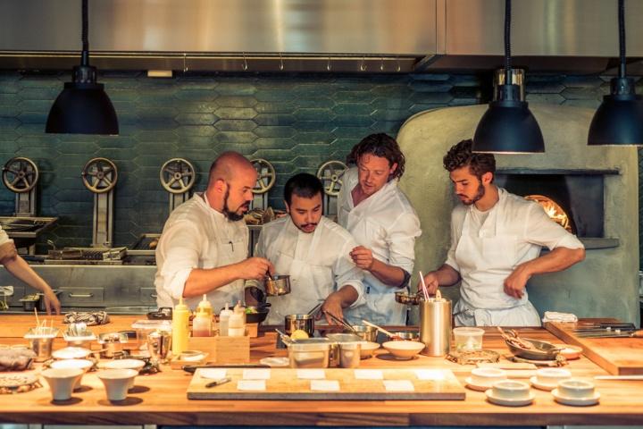 Chef Interview: Kobe Desramaults & ChambreSéparée