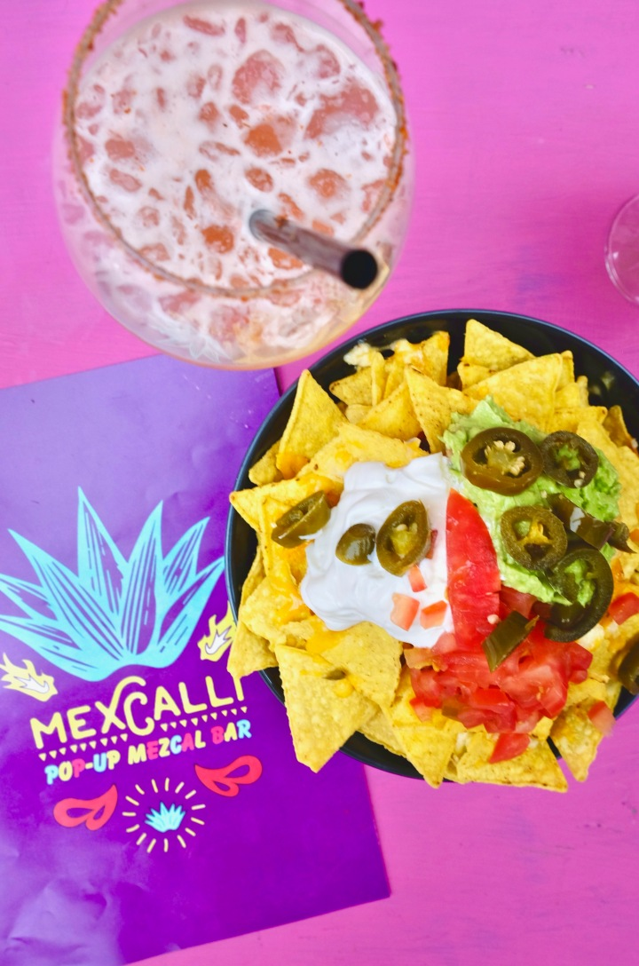 New in Town: Mexcalli – Pop-Up Mezcal Bar