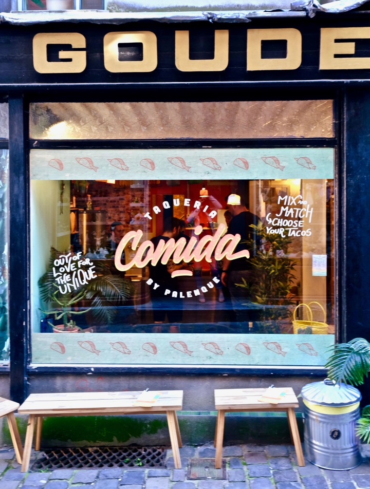 New in Town:Comida