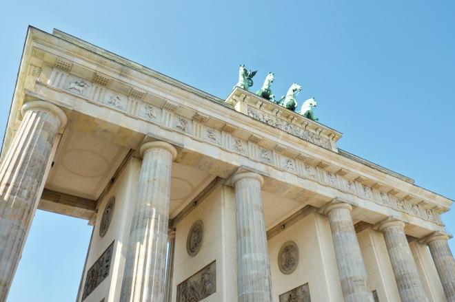 Brandenburg Gate,