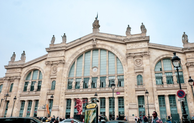 25hours Terminus Nord Paris