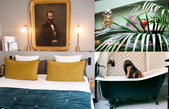 Hotel Review: Retro Chic at C.O.Q Hotel Paris