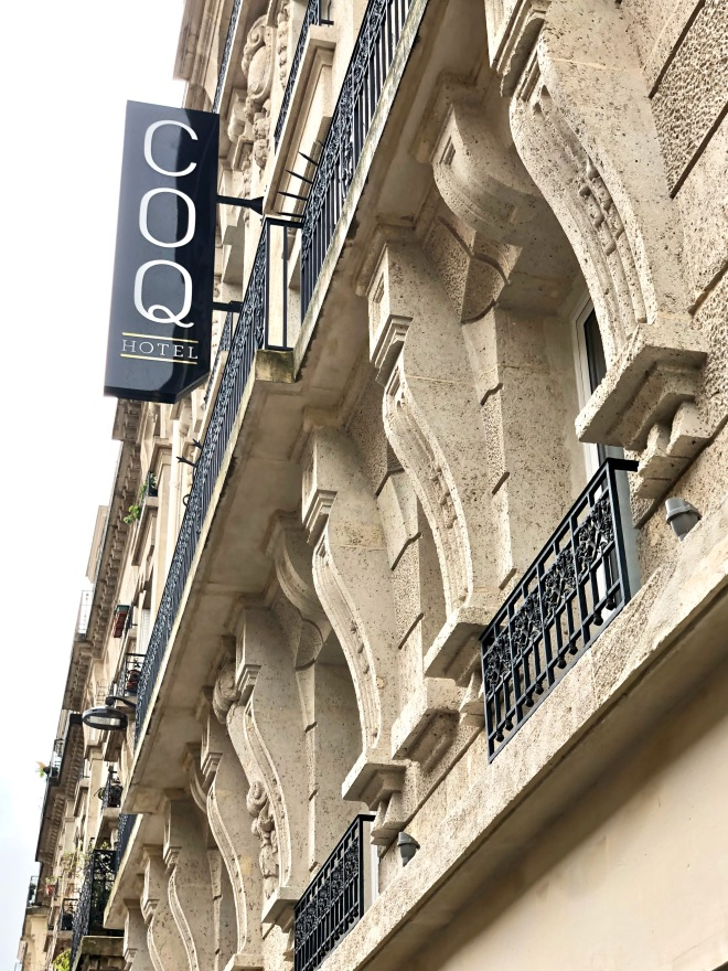 COQ Hotel Paris Review