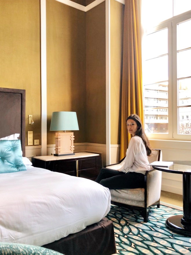 Hotel Monumental Palace Porto Review