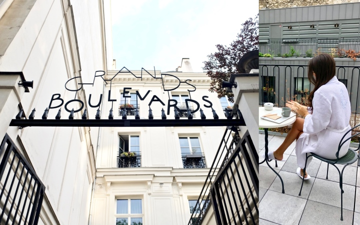 Hotel Review: 18th Century Chic at Hotel des Grands Boulevards