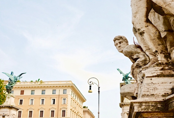 Solo Trip to Rome,Italy