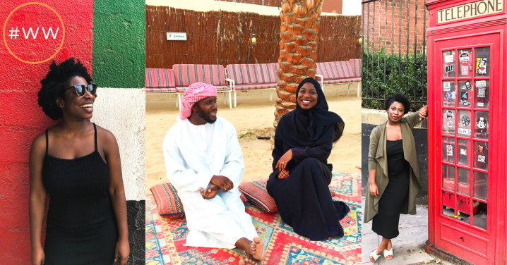#WanderWomen: Life in Abu Dhabi as a Black Expat